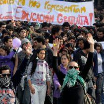 Con o sin permiso, la Confech llama a marchar el día de la Cuenta Pública de Piñera