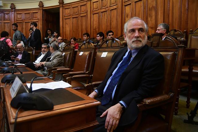 """El lapidario análisis del senador Montes a la teleserie de las internas del PS: """"Ha sido una vergüenza"""""""