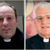 Carlos Irarrázaval y Alberto Lorenzelli, los nuevos obispos auxiliares de Santiago nombrados por el Papa Francisco