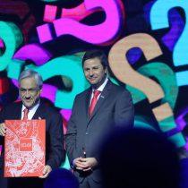 Piñera no pierde la fe e insiste en que Chile tendrá un crecimiento de 3,5% este año
