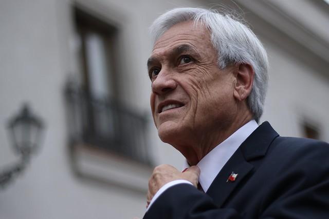 """""""Señor Director ejerza las medidas necesarias"""": Piñera vuelve a echar mano a Aula Segura"""