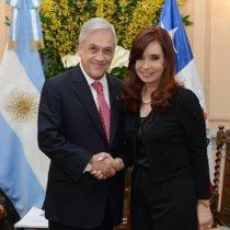 """Cristina Fernández describe a Piñera: """"Es de derecha, pero muy simpático"""""""