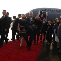Gobierno entrega información a Contraloría requerida por polémica presencia de hijos de Piñera en viaje a China