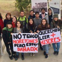 Encuentro de poetas feministas Poesía en Toma en Región Metropolitana