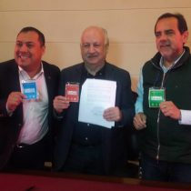 PC, PRO y Regionalistas firman manifiesto y sientan bases de nuevo acuerdo político
