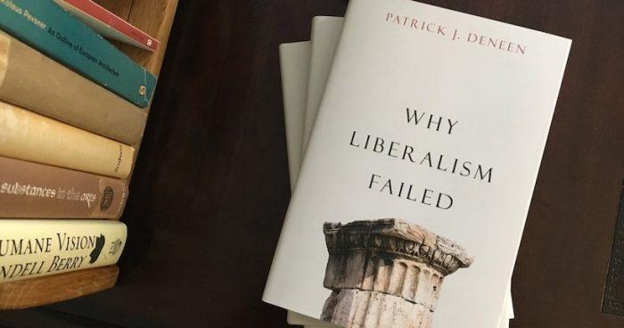 Presentación libro ¿Por qué ha fracasado el liberalismo? de Patrick Deneen en Universidad Católica