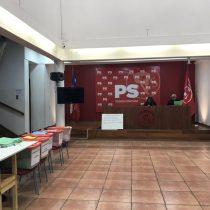 A 24 horas de cerradas las mesas, el PS solo entrega resultados oficiales con el 40% de votos y sin mayorías individuales