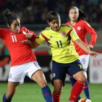 """""""La Roja"""" femenina jugará amistoso con Colombia antes de viajar al Mundial de Francia"""