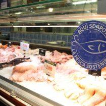 Sernapesca entrega por primera vez el Sello Azul de pesca sustentable a un supermercado