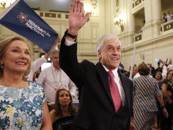 El almuerzo con el que el Presidente Piñera buscará firmar la paz con su expartido
