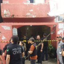 Al menos 11 muertos en un tiroteo masivo perpetrado en un bar de Brasil