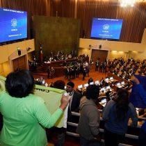 Quórum de aprobación del TPP-11 continúa generando debate: senadores de oposición recurrirán al TC para zanjar este punto