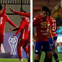La dispar suerte de los chilenos en Copa Sudamericana: Unión La Calera gana y la Unión Española es goleada
