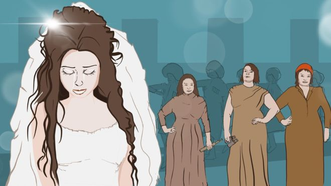La prueba de las sábanas de la noche de bodas: una tradición antigua que aún tortura a mujeres modernas