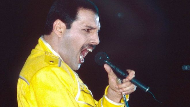 """""""Me dio escalofríos"""": la grabación inédita de Freddie Mercury que acaba de salir a la luz"""