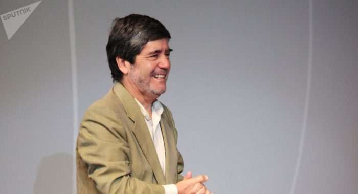 Fallece el cineasta chileno Sebastián Alarcón en Moscú