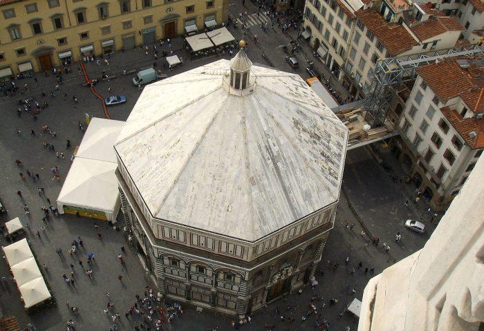 Florencia: comer, vestir, pasear