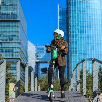 Scooters eléctricos: 70% de los viajes son para ir y volver del trabajo