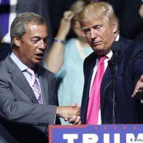 Trump aconseja al Reino Unido un