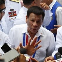 "Indignación en Filipinas luego que Duterte aseguró haberse ""curado"" de ser gay"