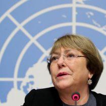 Bachelet inicia visita a Venezuela para abordar la crisis