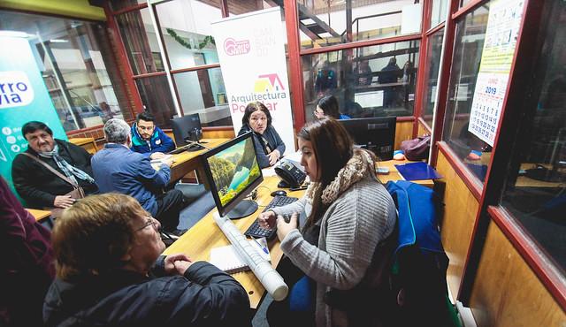 Municipio lanza programa de Arquitectura Popular que asesorará en la regularización de viviendas a precio justo