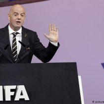Gianni Infantino es reelegido presidente de la FIFA