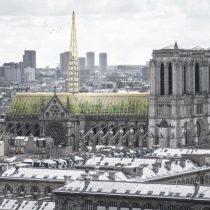 El futuro de la catedral de Notre Dame es incierto