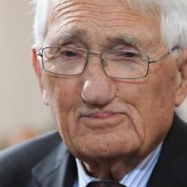 Jürgen Habermas, el