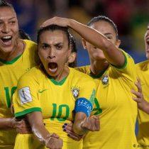 Futbolista brasileña rompe récords femeninos y masculinos
