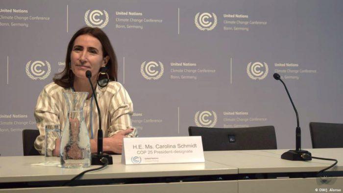 COP25: Chile busca impulsar la acción climática en una cumbre abierta a la participación ciudadana