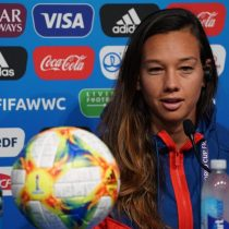 Christiane Endler anticipa debut de Chile en el Mundial: