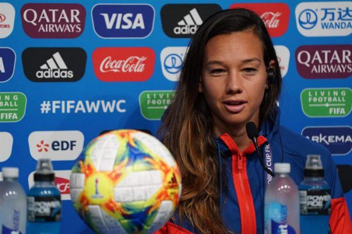 Christiane Endler anticipa debut de Chile en el Mundial: