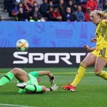 Mundial Femenino de Francia: Chile cae agónicamente ante la potencia sueca