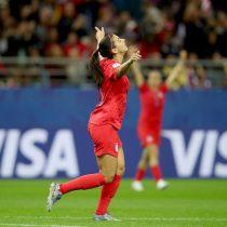 Tiembla Chile: Estados Unidos arrolla a Tailandia y consigue la mayor goleada en la historia de los mundiales femeninos