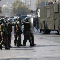 Funcionarios del INDH: agresión de Carabineros a observadores de DDHH en Valdivia no es un hecho aislado