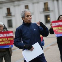 Mario Aguilar: el presidente