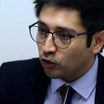 Diputado Calisto (DC) se abre a apoyar acusación contra Felipe Guevara: