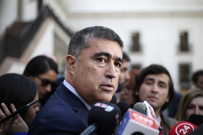 La voltereta de Desbordes en materia de reforma tributaria tras reuniones con Larroulet y Cecilia Pérez