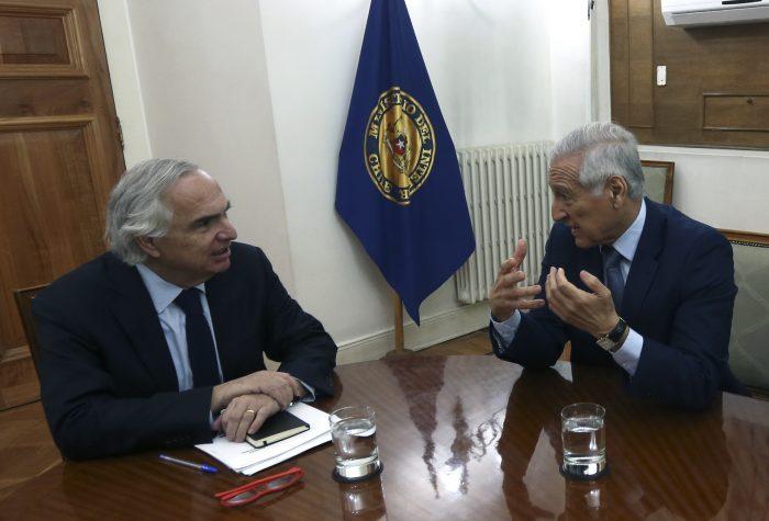 PPD no descarta llegar a acuerdos para elecciones de gobernadores con la ex Nueva Mayoría