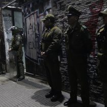 Carabineros ingresó al Instituto Nacional para concretar desalojo pero ya no había alumnos