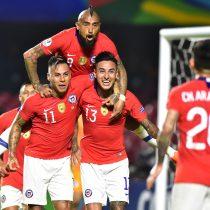 Pulgar para arriba: Chile inicia su camino para defender la Copa América con una goleada ante Japón
