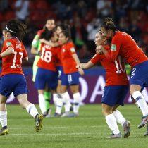 A uno: Chile hace historia ganando su primer partido en un Mundial pero no le alcanza para clasificar