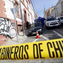 Turista canadiense que visitaba Valparaíso muere tras ser apuñalado en Cerro Alegre