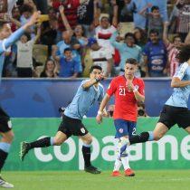 Copa América: Chile cede el liderato ante Uruguay y se enfrentará a Colombia en cuartos de final