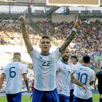Copa América: Argentina gana a Venezuela y se enfrentará a Brasil en la semifinal