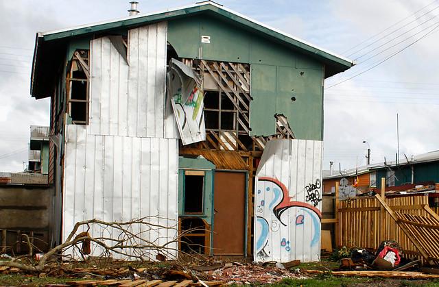 Minvu inicia catastro de viviendas dañadas a causa de tornados y compromete ayuda a damnificados