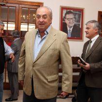 Óscar Garretón renuncia a su militancia PS: