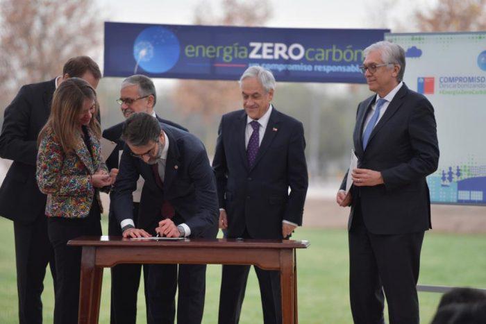 Enel Chile anuncia el retiro de sus plantas a carbón