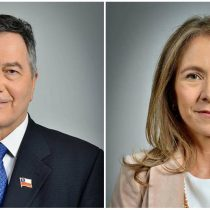 Piñera reubica a Ampuero como embajador en España y a Susana Jiménez como asesora